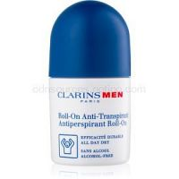 Clarins Men Antiperspirant Roll-On antiperspirant roll-on bez alkoholu 50 ml