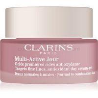 Clarins Multi-Active antioxidačný denný krém pre normálnu až zmiešanú pleť 50 ml