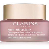 Clarins Multi-Active antioxidačný denný krém pre suchú pleť 50 ml