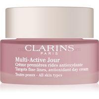 Clarins Multi-Active antioxidačný denný krém proti prvým známkam starnutia pleti 50 ml