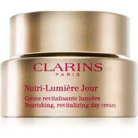 Clarins Nutri-Lumière Day revitalizačný denný krém pre žiarivý vzhľad pleti 50 ml
