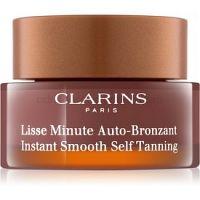 Clarins Sun Self-Tanners samoopaľovacia pena na tvár, krk a dekolt  30 ml