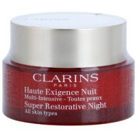 Clarins Super Restorative nočný krém proti prejavom starnutia pleti pre všetky typy pleti  50 ml