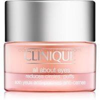Clinique All About Eyes očný krém proti opuchom a tmavým kruhom 15 ml