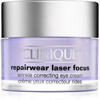 Clinique Repairwear Laser Focus očný protivráskový krém pre všetky typy pleti 15 ml