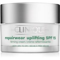 Clinique Repairwear Uplifting spevňujúci pleťový krém SPF 15 50 ml