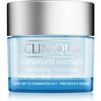 Clinique Turnaround nočný revitalizačný krém pre suchú a zmiešanú pleť 50 ml