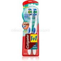 Colgate 360°  Whole Mouth Clean zubné kefky medium 2 ks