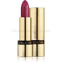 Collistar Rossetto  Unico® Lipstick Full Colour - Perfect Wear luxusný rúž odtieň 18 Ametista Metallico 1 ks