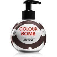 Colour Bomb by Maverick Cold Brown vymývajúca sa farba na vlasy   Cold Brown CB0411 250 ml