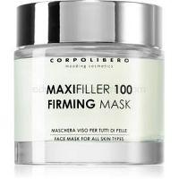 Corpolibero Maxfiller 100 Firming Mask spevňujúca pleťová maska 100 ml