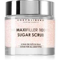 Corpolibero Maxfiller 100 Scrub cukrový pleťový peeling 100 ml