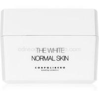 Corpolibero The White Normal Skin hydratačný čistiaci krém pre normálnu pleť 50 ml