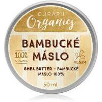 Curapil Organics bambucké maslo  50 ml