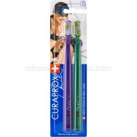 Curaprox Limited Edition Martina Hingis zubné kefky 2 ks 2 ks