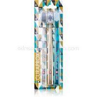 Curaprox Limited Edition Winter Art zubné kefky ultra soft 3 ks