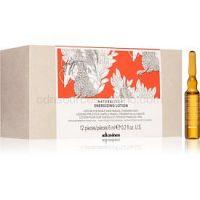 Davines Naturaltech Energizing sérum proti padaniu vlasov s rastovým aktivátorom 6x12 ml