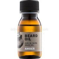 Dear Beard Beard Oil Amber olej na bradu bez parabénov a silikónov 50 ml