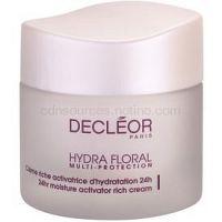 Decléor Hydra Floral bohatý hydratačný krém pre normálnu a suchú pleť  50 ml