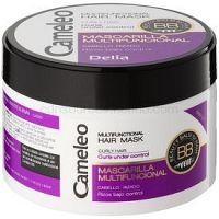 Delia Cosmetics Cameleo BB multifunkčná maska pre vlnité vlasy 200 ml