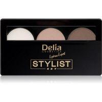 Delia Cosmetics Eyebrow Expert paleta pre líčenie obočia