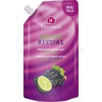Dermacol Aroma Ritual antistresové tekuté mydlo hrozno a limetka 500 ml