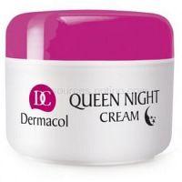 Dermacol Dry Skin Program Queen Night Cream nočná spevňujúca starostlivosť pre suchú až veľmi suchú pleť 50 ml