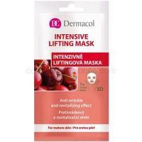 Dermacol Intensive Lifting Mask textilná 3D liftingová maska 15 ml