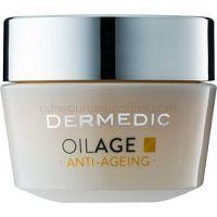 Dermedic Oilage Anti-Ageing regeneračný nočný krém pre obnovu hutnosti pleti 50 g