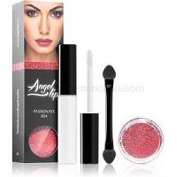 Di Angelo Cosmetics Angel Lips kozmetická sada pre ženy odtieň 4 Passionate
