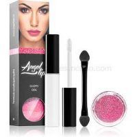 Di Angelo Cosmetics Angel Lips kozmetická sada pre ženy odtieň 6 Happy