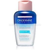 Diadermine Essentials dvojfázový odličovač očí a pier pre všetky typy pleti  125 ml