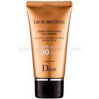 Dior Dior Bronze rozjasňujúci ochranný krém na opaľovanie SPF 30  50 ml