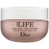 Dior Hydra Life Pores Away čistiaca pleťová maska 50 ml