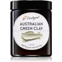 Dr. Feelgood Australian Green Clay čistiaca ílová pleťová maska 150 g