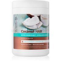 Dr. Santé Coconut hydratačná maska  pre lesk suchých a lámavých vlasov 1000 ml