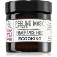 Ecooking Eco hĺbkovo čistiaca peelingová maska 50 ml