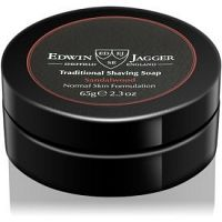 Edwin Jagger Sandalwood mydlo na holenie pre normálnu pleť 65 g