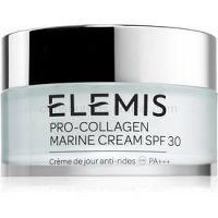 Elemis Pro-Collagen Marine Cream SPF 30 denný protivráskový krém SPF 30 50 ml