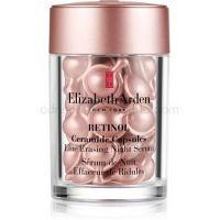 Elizabeth Arden Retinol Ceramide Capsules Line Erasing Night Serum nočné pleťové sérum v kapsuliach  30 ks