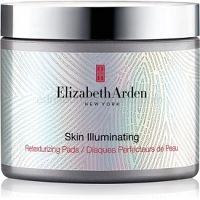 Elizabeth Arden Skin Illuminating Retexturizing Pads exfoliačné vankúšiky pre obnovu povrchu pleti  50 ks