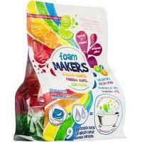 EP Line Foam Makers penové kapsule do kúpeľa Strawberry, Orange, Lime 9 x 35 g
