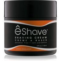 eShave Orange Sandalwood krém na holenie 118 g