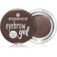 Essence Eyebrow Gel gél na obočie odtieň 01 Brown 3 g
