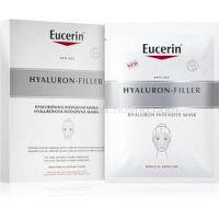 Eucerin Hyaluron-Filler hyalurónová intenzívna maska 4 ks