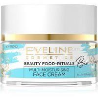 Eveline Cosmetics Bio Vegan hĺbkovo hydratačný krém 50 ml