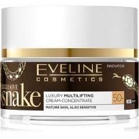 Eveline Cosmetics Exclusive Snake luxusný omladzujúci krém 50+  50 ml