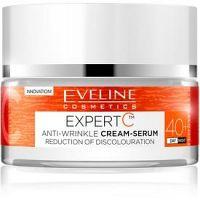 Eveline Cosmetics Expert C denný a nočný krém proti vráskam 40+ 50 ml