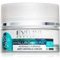 Eveline Cosmetics Hyaluron Clinic intenzívny spevňujúci denný a nočný krém 40+  50 ml