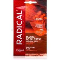 Farmona Radical Damaged Hair obnovujúca maska pre poškodené vlasy 20 g